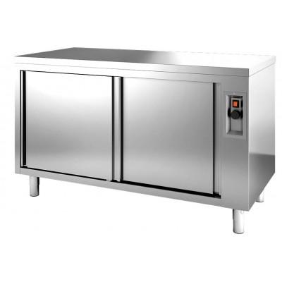 Tavoli refrigerati Gastronorm/Euronorm a monoblocco ventilati