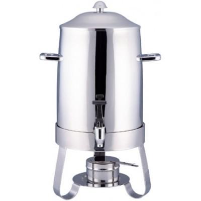 Distributore Inox Per Bevande Calde Lt 9 Con Bruciatore...
