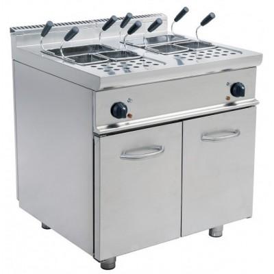 Cuocipasta Elettrico Professionale 2 Vasche  Linea E900