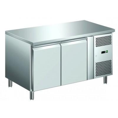 Tavolo Refrigerato Ventilato 136,5 X 70 X 85 H Temp. +2° +8°