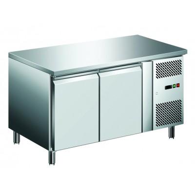 Tavolo Refrigerato Ventilato 136,5 X 70 X 85 H Temp. -18°...