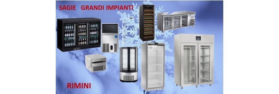 Linea freddo: attrezzature frigo professionali per la ristorazione